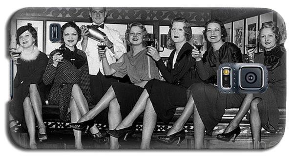 The Lucky Bartender Galaxy S5 Case by Jon Neidert