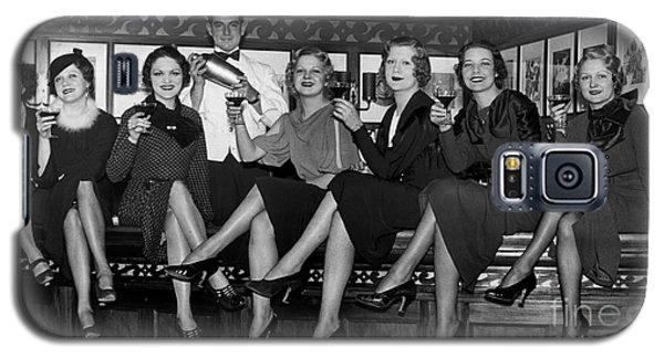 The Lucky Bartender Galaxy S5 Case