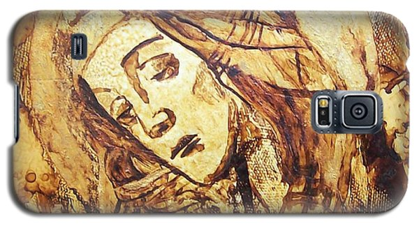 The Madonna Of Medjugorje,  Galaxy S5 Case