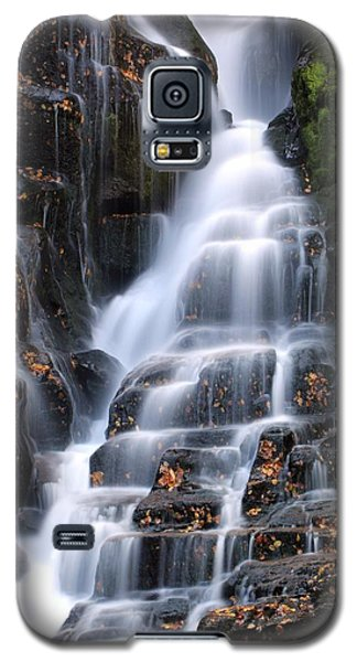 The Magic Of Waterfalls Galaxy S5 Case