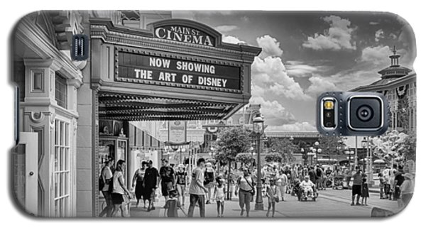 The Main Street Cinema Galaxy S5 Case by Howard Salmon