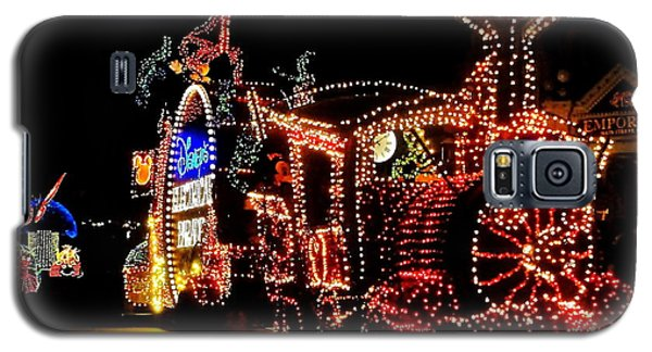 The Main Street Electrical Parade Galaxy S5 Case