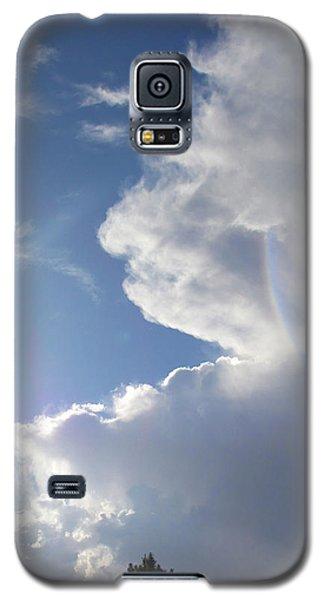 Rainbow Tears Galaxy S5 Case