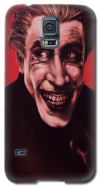 The Man Who Laughs Galaxy S5 Case