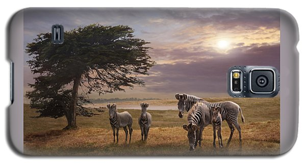 The Mane Event Galaxy S5 Case by Melinda Hughes-Berland