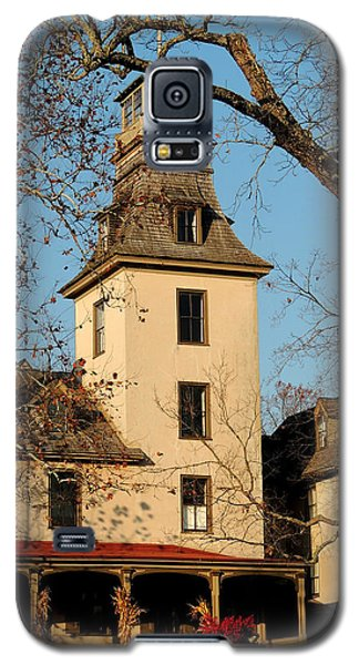 Galaxy S5 Case featuring the photograph The Mansion by Allen Beilschmidt