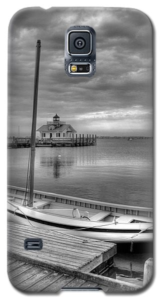 The Manteo Waterfront 2bw Galaxy S5 Case