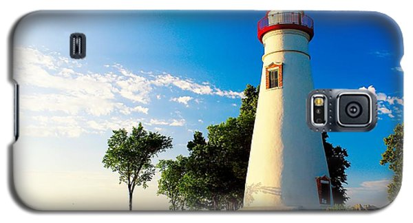 The Marblehead Light Galaxy S5 Case