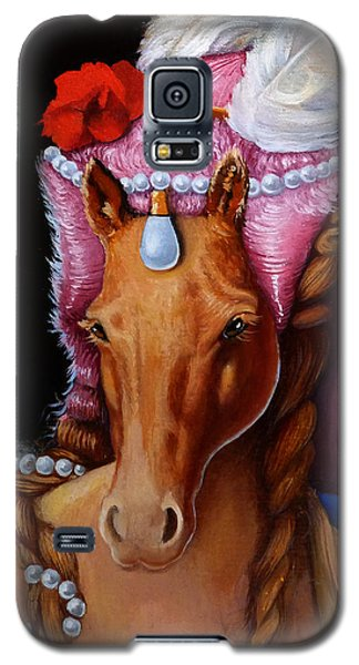 The Mare As Queen Galaxy S5 Case