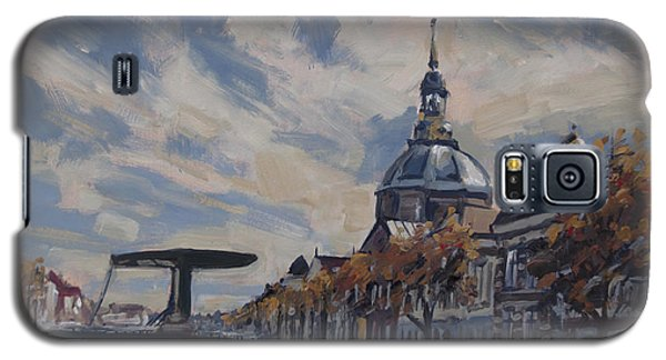 The Mare Church And Mare Bridge Leiden Galaxy S5 Case