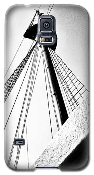 The Mast Of The Peacemaker Galaxy S5 Case