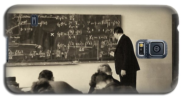 Year 1956 The Math Teacher  Galaxy S5 Case