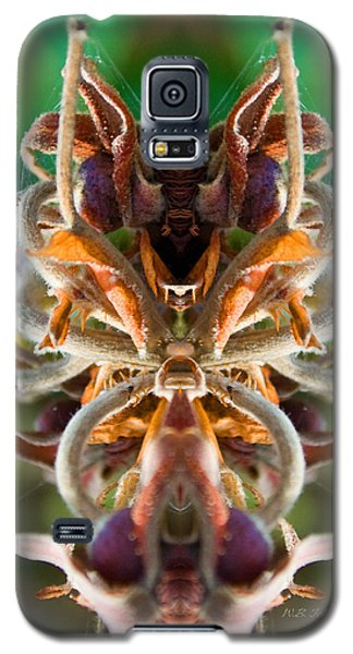 Galaxy S5 Case featuring the photograph The Mating by WB Johnston