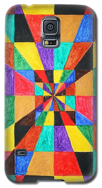 The Matrix  Galaxy S5 Case by Stormm Bradshaw