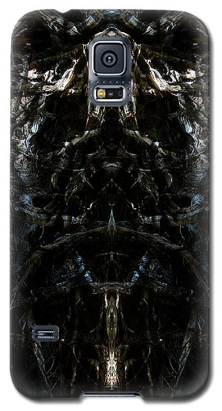 Galaxy S5 Case featuring the photograph The Maw Of Evil by Christophe Ennis