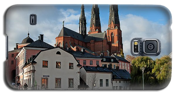 The Medieval Uppsala Galaxy S5 Case