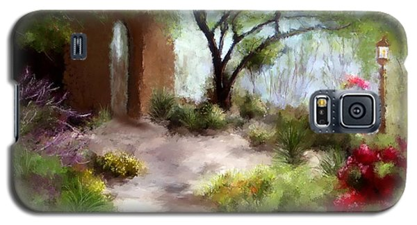 The Meditative Garden  Galaxy S5 Case by Colleen Taylor