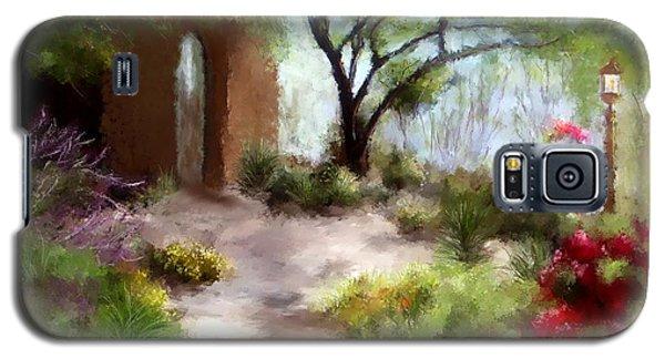 The Meditative Garden  Galaxy S5 Case