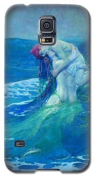 The Mermaid Galaxy S5 Case