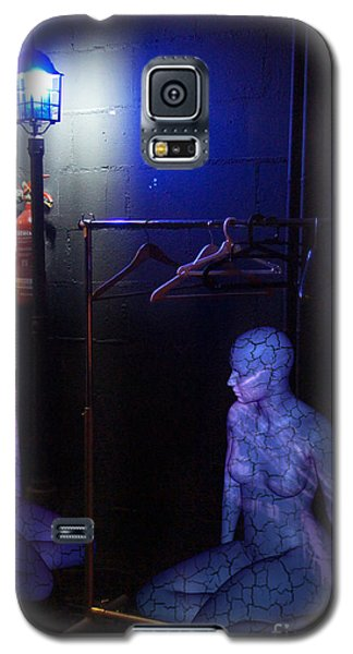 The Mermaids Dresser Galaxy S5 Case
