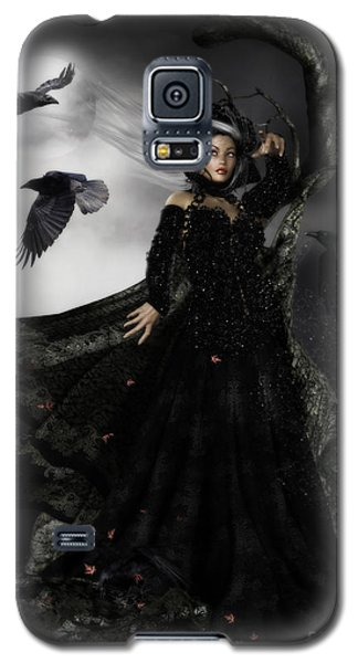 The Messengers Galaxy S5 Case by Shanina Conway