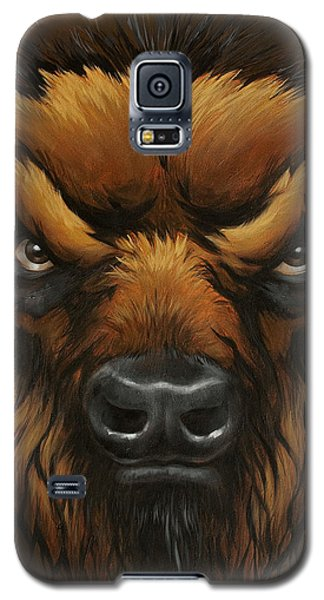 The Mighty Bison Galaxy S5 Case