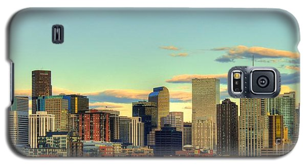 The Mile High City Galaxy S5 Case