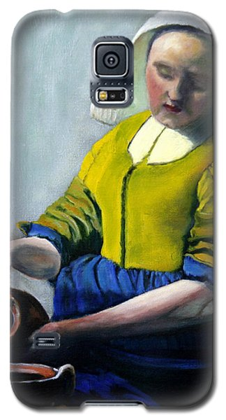 The Milkmaid Galaxy S5 Case