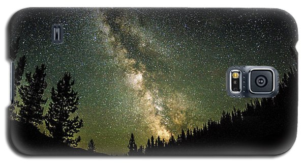 The Milky Way 001 Galaxy S5 Case