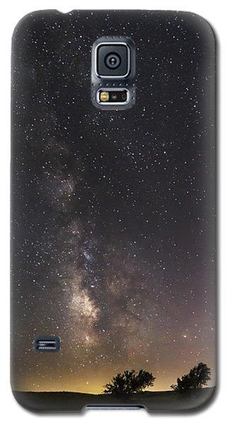 The Milky Way And Dark Kansas Skies Galaxy S5 Case