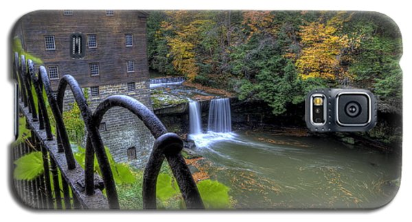 The Mill And Falls At Mill Creek Park Galaxy S5 Case