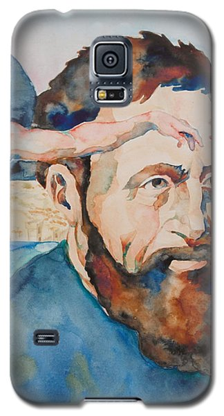 The Mind Of Michelangelo Galaxy S5 Case