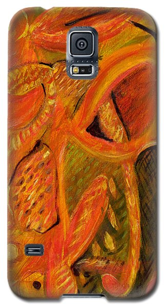 The Mirage Galaxy S5 Case