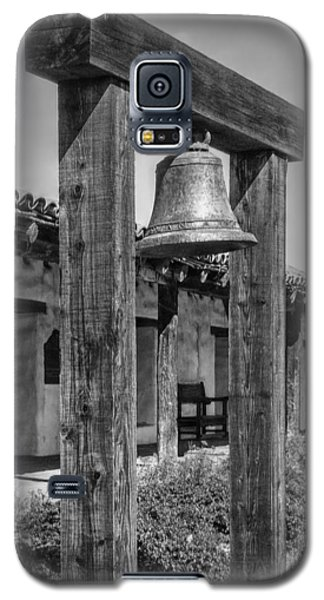The Mission Bell B/w Galaxy S5 Case