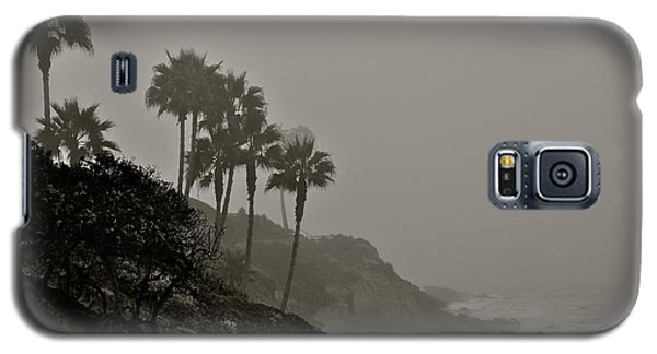 The Mists Of Laguna Beach Galaxy S5 Case by Kirsten Giving