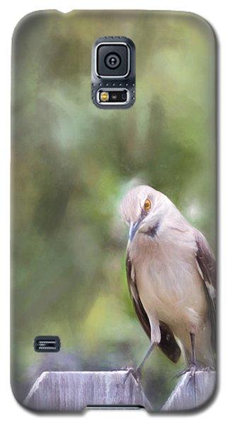 Mockingbird Galaxy S5 Case - The Mockingbird by David and Carol Kelly