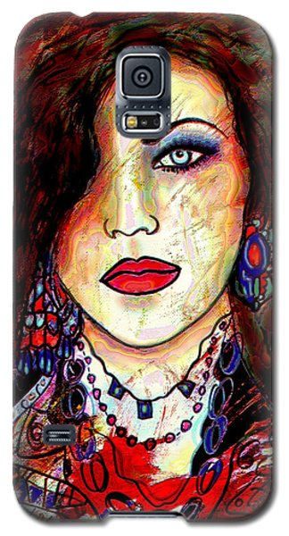 The Model Galaxy S5 Case