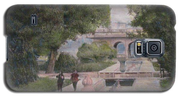 The Moghul Gardens Galaxy S5 Case by Vikram Singh