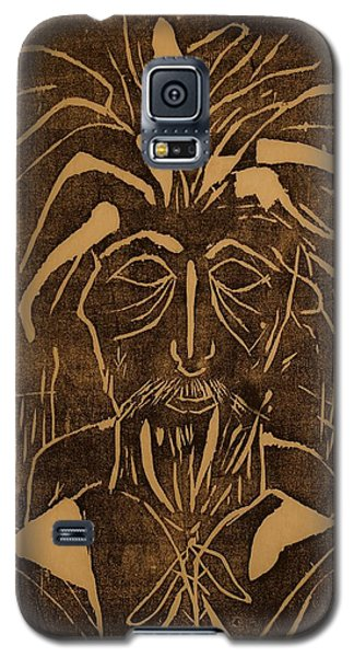 The Monk Galaxy S5 Case