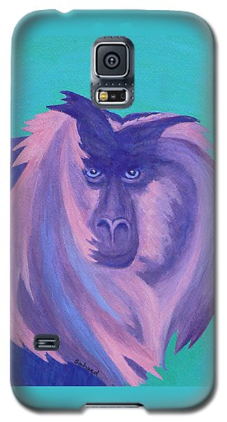The Monkey's Mane Galaxy S5 Case