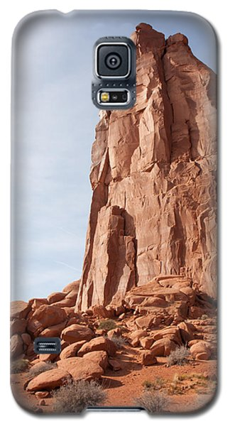 Galaxy S5 Case featuring the photograph The Monolith by John M Bailey