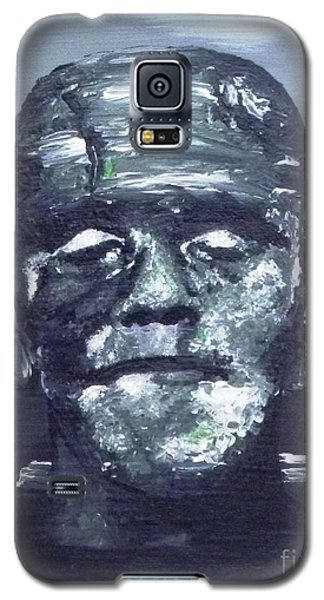 The Monster Galaxy S5 Case by Alys Caviness-Gober