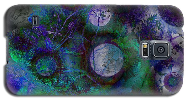 The Moons Of Evermore Galaxy S5 Case by David Pantuso