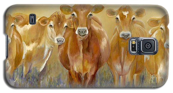 The Morning Moo Galaxy S5 Case
