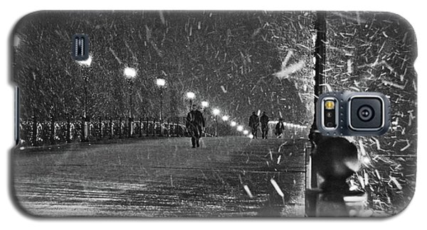 The Moscow Blizzard Galaxy S5 Case