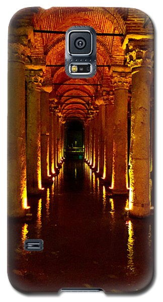 Galaxy S5 Case featuring the photograph The Most Romantic Place Of Istanbul by Zafer Gurel