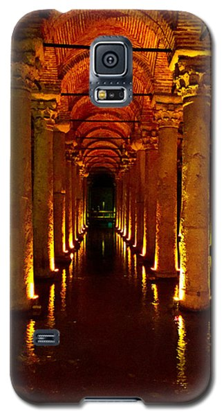 The Most Romantic Place Of Istanbul Galaxy S5 Case