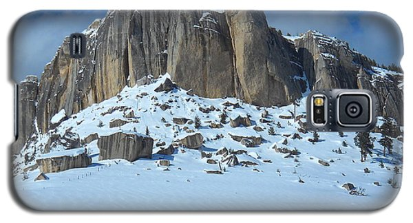 The Mountain Citadel Galaxy S5 Case by Michele Myers
