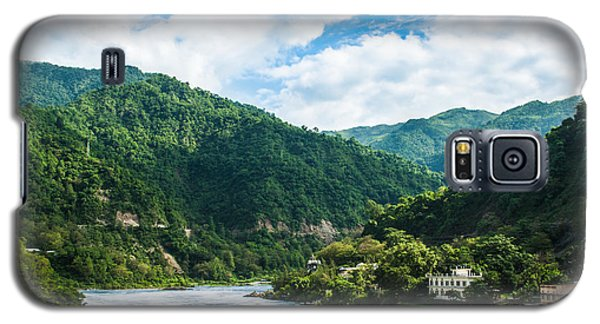 The Mountain Valley Of Rishikesh Galaxy S5 Case