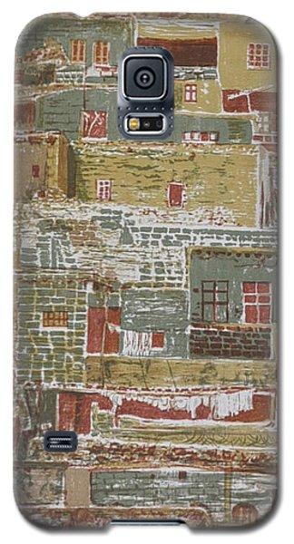 The Mountain Village Galaxy S5 Case
